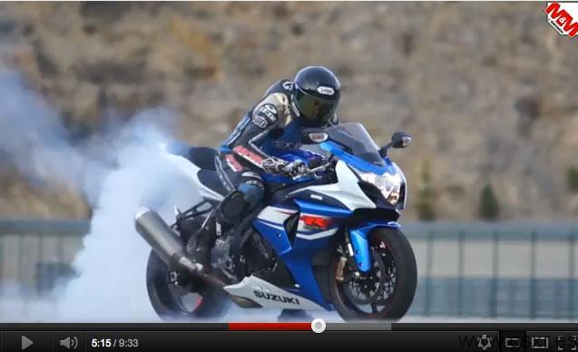 video prueba francia 2012 suzuki gsxr 1000 L2