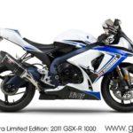 Suzuki GSXR 1000 2011 Yoshimura Limited Edition