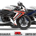 Suzuki GSXR 2011 Yoshimura Limited Edition
