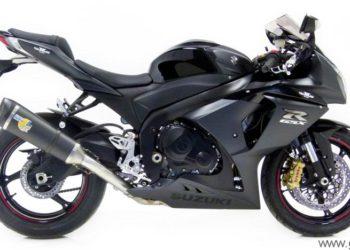 Escape Leovince Factory R para Suzuki GSXR 1000 2012
