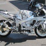 Moto Suzuki GSX-R 600 2003 Sharpie