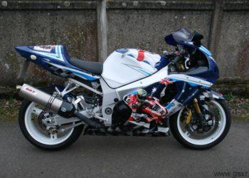 Suzuki GSXR 1000 2001 leyendas del motociclismo