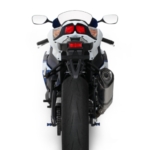 escape akrapovic slip-on titanio suzuki gsxr 1000 2012