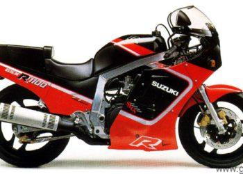 Suzuki GSX-R 1100 1987