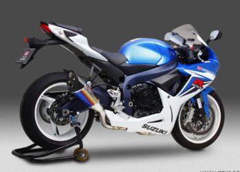 Escape Yoshimura R-11 motos Suzuki GSXR 600 2012 y Suzuki GSXR 750 2012