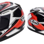 casco arai rebel patriot 2013