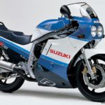 Suzuki GSXR 750 1987