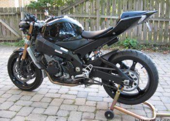 Suzuki GSX-R 1000 2006 Streetfighter