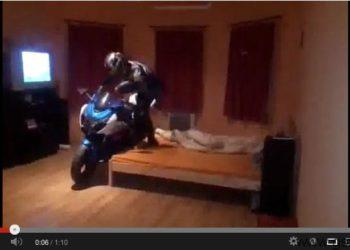 video suzuki gsxr 1000 2009 invierno