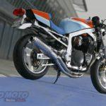 Suzuki GSXR 1100 1986 hyper cafe racer