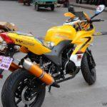Suzuki GSXR Max motocicleta copia china
