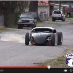video volkswagen escarabajo - hot rod gsxr