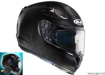 casco integral hjc rpha10 carbon hexagonal