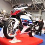 Stand Suzuki en Motodays 2013 - Suzuki GSX-R 1000 2013