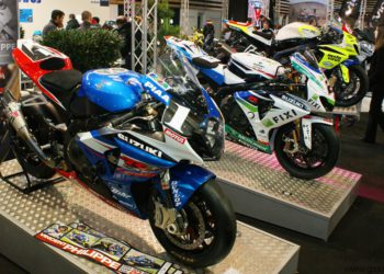 Motos Suzuki GSX-R competición 2013