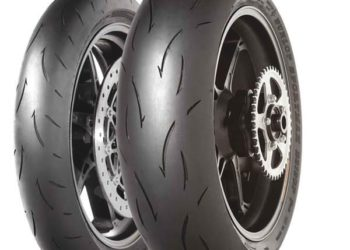 Neumaticos Dunlop Sportmax D212 GP Pro y Dunlop KR106/108