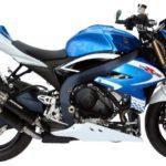 Suzuki Virus 1000 color azul