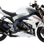 Suzuki Virus 1000 color blanco