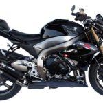 Suzuki Virus 1000 color negro