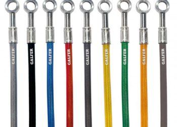 latiguillos metalicos galfer colores