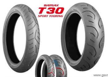 neumaticos bridgestone battlax sport touring t30