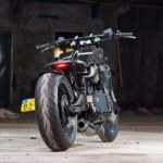 suzuki gsxr 1100 custom nozem motorbike
