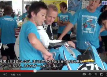 video kevin schwantz suzuka 8 horas 2013