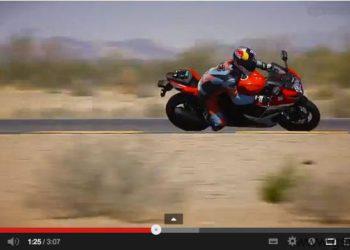 video prueba pista suzuki gsxr 600 2013