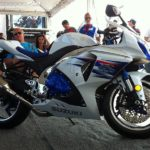 Suzuki GSXR 1000 2014 SE 50th Aniversario USA