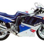 Suzuki GSXR 1100 1989