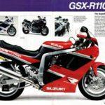 Suzuki GSX-R 1100 1990