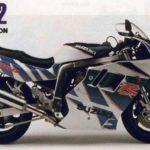 Suzuki GSXR 1100 1992