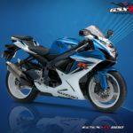 Wallpaper Suzuki GSX-R 600 2012