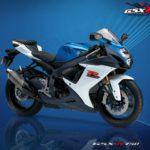 Wallpaper Suzuki GSX-R 750 2012