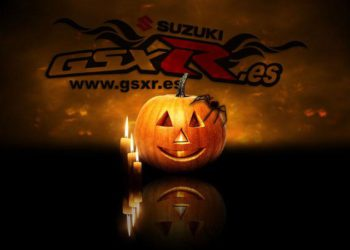halloween en el blog motos suzuki gsxr