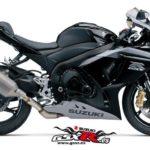 Suzuki GSX-R 1000 2014 Negro y Gris