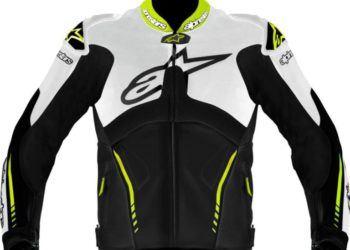 chaqueta moto alpinestars atem negro/blanco/fluor