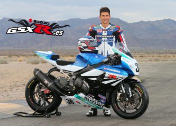 Martín Cárdenas - Yoshimura Suzuki Factory Racing - AMA Superbike 2014