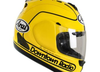 casco arai rx-7gp joey dunlop replica