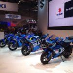 Suzuki GSXR 1000 2015 replica motogp abs