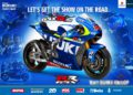 Poster Suzuki GSX-RR 2015 Team Suzuki MotoGP