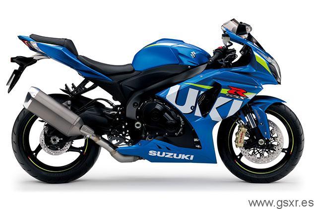 Suzuki GSX-R 1000 2015 ABS