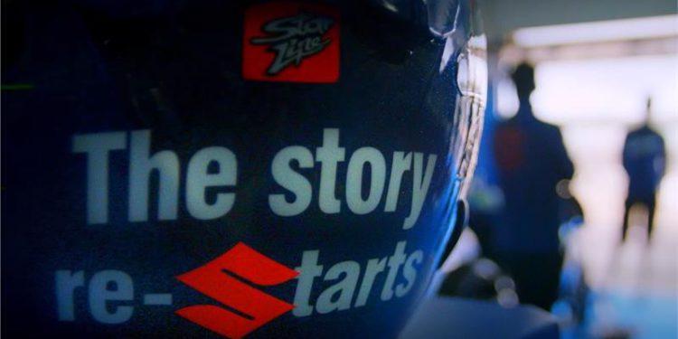 video documental suzuki motogp team 2014