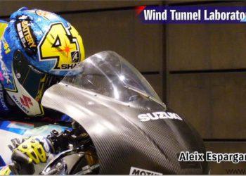 aleix espargaro suzuki ecstar tunel de viento motogp 2015