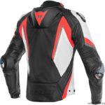 chaqueta piel moto dainese super rider