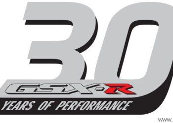 suzuki 30th anniversary logo