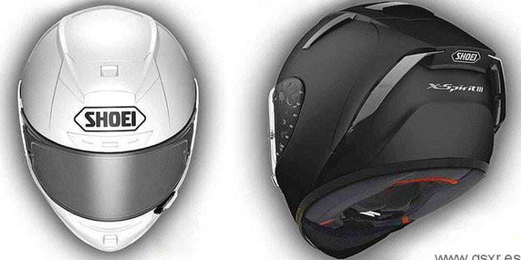 casco shoei x-spirit III