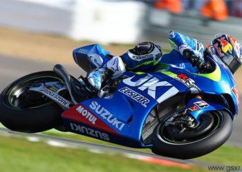 maverick viñales circuito de silverstone 2015 motogp