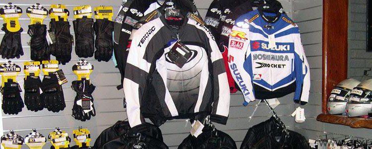 accesosios motos moteros equipación