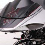2008 Suzuki GSX-R 1000 black ice